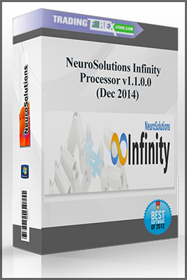 NeuroSolutions Infinity Processor v1.1.0.0 (Dec 2014)