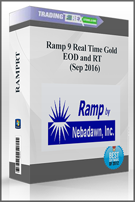 Ramp 9 Real Time Gold EOD and RT (Sep 2016)