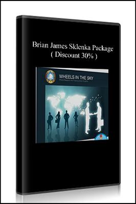 Brian James Sklenka Package ( Discount 30% )