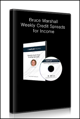 Bruce Marshall – Weekly Credit Spreads for Income