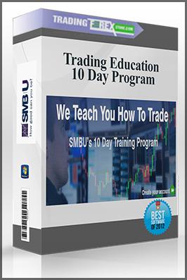 Trading Education – 10 Day Program