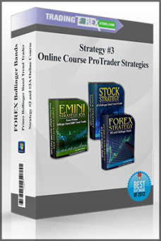 FOREX Bollinger Bands Strategy #3 Online CoursePro Trader Strategies
