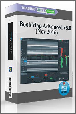BookMap Advanced v5.0 (Nov 2016)