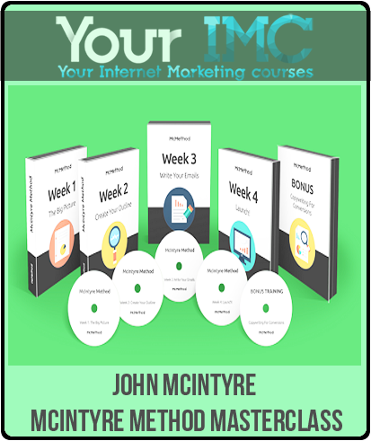 John McIntyre – McIntyre Method Masterclass