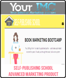 Self-Publishing School – Advanced Marketing Product