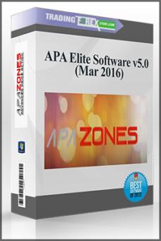 APA Elite Software v5.0 (Mar 2016)