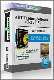 ART Trading Software (Oct 2015)