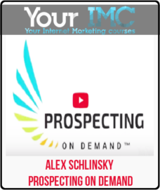 Alex Schlinsky – Prospecting On Demand
