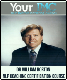 Dr William Horton – NLP Coaching Certification Course