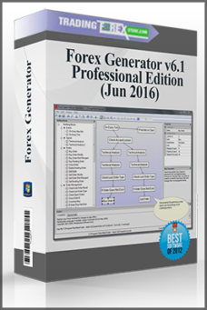 Forex Generator v6.1 Professional Edition (Jun 2016)