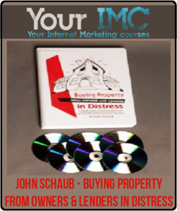 John Schaub – Buying Property From Owners & Lenders in Distress