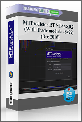 MTPredictor RT NT8 v8.0.2 (With Trade module) (Dec 2016)