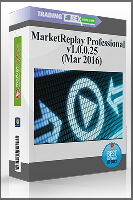 MarketReplay Professional v1.0.0.25 (Mar 2016)