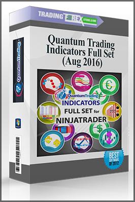 Quantum Trading Indicators Full Set (Aug 2016)