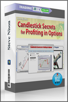 Steve Nison – Candlestick Secrets For Profiting In Options