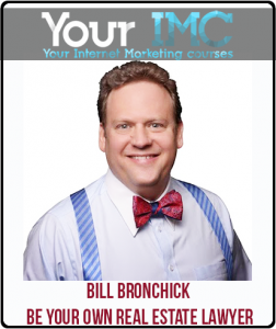 Bill Bronchick – Be your own Real Estate Lawyer
