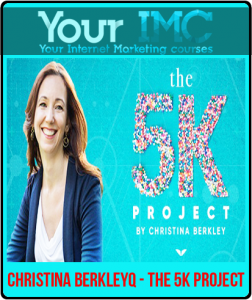 Christina Berkley – The 5K Project