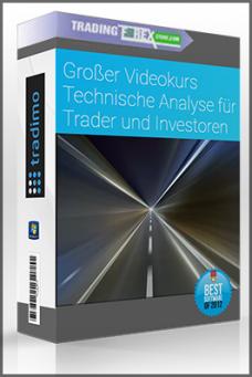 Großer Videokurs Technische Analyse für Trader und Investoren