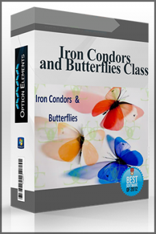 Option Elements – Iron Condors and Butterflies Class