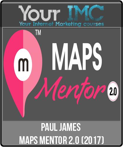Paul James – Maps Mentor 2.0 (2017)
