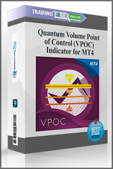 Quantum Volume Point of Control (VPOC) Indicator for MT4