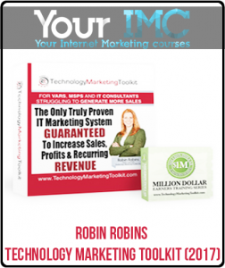 Robin Robins – Technology Marketing Toolkit (2017)