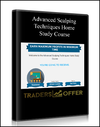Advanced scalping techniques home study course trading for Advanced home