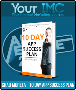 Chad mureta 10 day app success plan trading forex for Plan book app