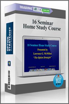 16 Seminar Home Study Course