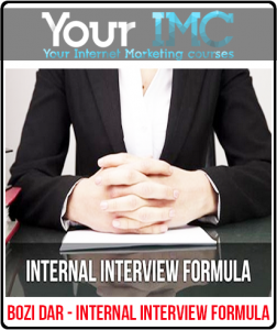 Bozi Dar – Internal Interview Formula