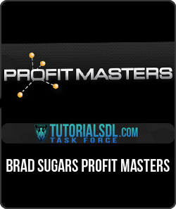 Brad Sugars Profit Masters [Billionaire in Training]