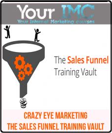 Crazy Eye Marketing – The Sales Funnel Training Vault