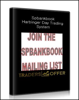 Spbankbook – Harbinger Day Trading System