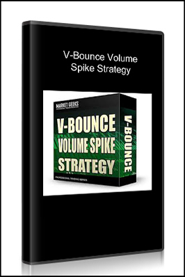 V-Bounce Volume Spike Strategy