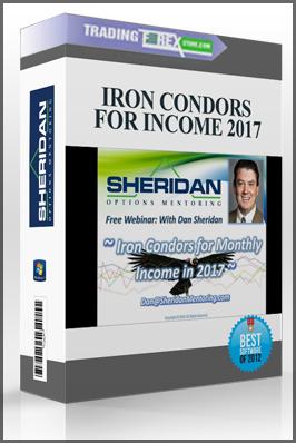 IRON CONDORS FOR INCOME 2017