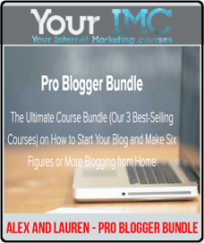 Alex and Lauren – Pro Blogger Bundle
