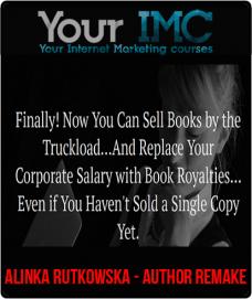 Alinka Rutkowska – Author Remake