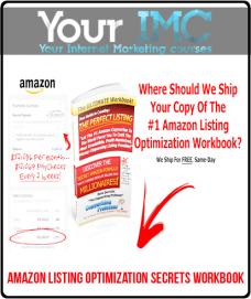 Amazon Listing Optimization Secrets Workbook