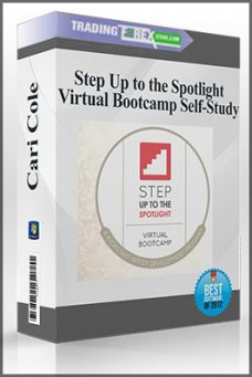 CARI COLE – Step Up to the Spotlight Virtual Bootcamp Self-Study