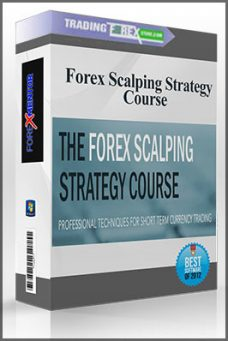 Forex Scalping Strategy Course