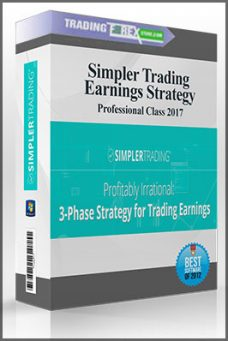 Simpler Trading Earnings Strategy – Professional Class 2017