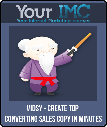 Vidsy – Create Top Converting Sales Copy in Minutes