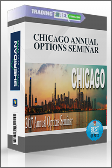 2017 CHICAGO ANNUAL OPTIONS SEMINAR
