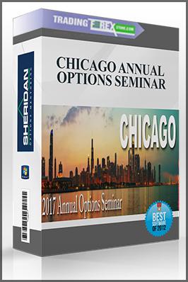 2017 CHICAGO ANNUAL OPTIONS SEMINAR