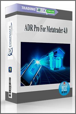 ADR Pro For Metatrader 4.0