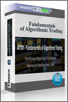 AT101 – Fundamentals of Algorithmic Trading