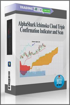 AlphaShark Ichimoku Cloud Triple Confirmation Indicator and Scan