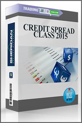CREDIT SPREAD CLASS 2015