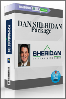 Dan Sheridan Package 14 courses
