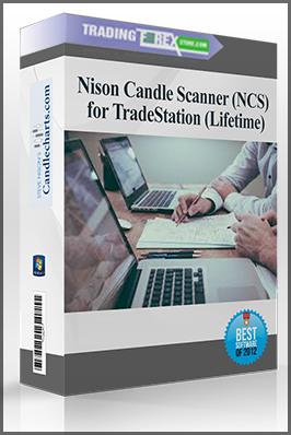 Nison Candle Scanner (NCS) for TradeStation (Lifetime)